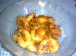 udang goreng pedas manis